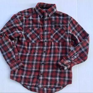 Women's Harley Davidson Flannel Shirt